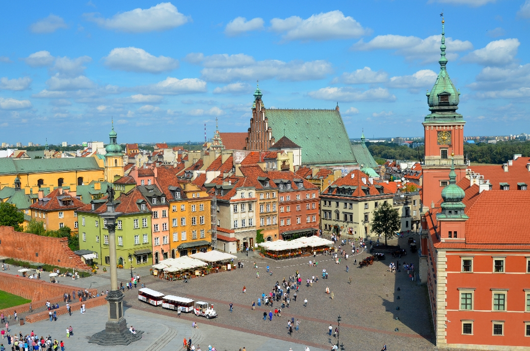 Warszawa_Castle Square