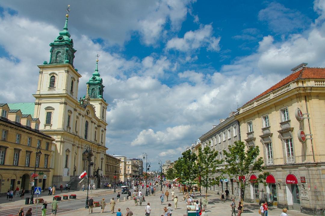 Warszawa_Royal Route